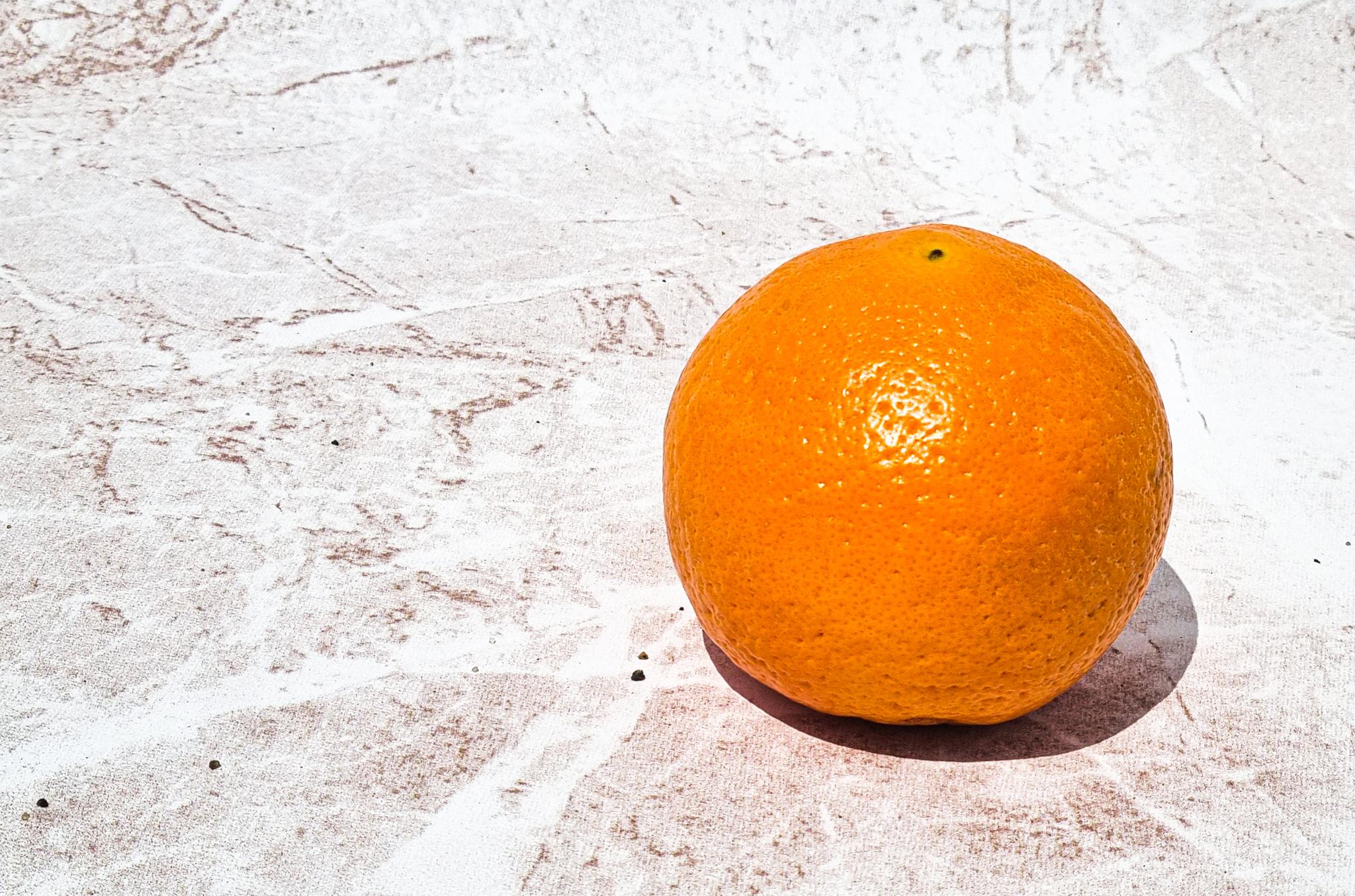 Appelsinhud - Full Beauty